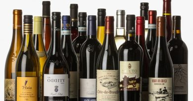 Top 7 Types of Wine