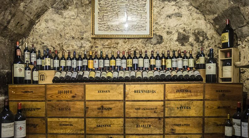 How To Use Wine Storage as an Investment